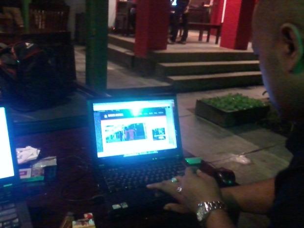 Kursus Web Administrator di Zoe Cafe Margonda Depok JawaBarat