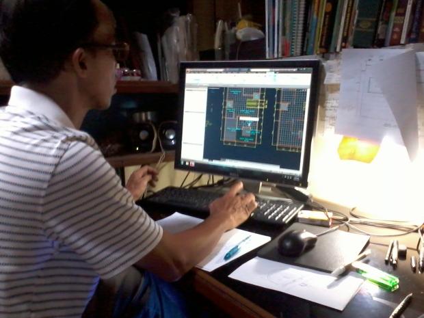 Kursus AutoCAD di BukitDuri Tebet JakartaSelatan Indonesia