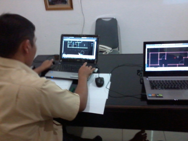 Kursus AutoCAD di Cawang Jakarta Timur Indonesia