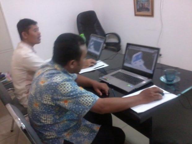 Kursus Private 3D AutoCAD di Cawang Jakarta Timur Indonesia