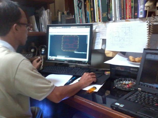 Kursus Private AutoCAD di BukitDuri Tebet JakartaSelatan