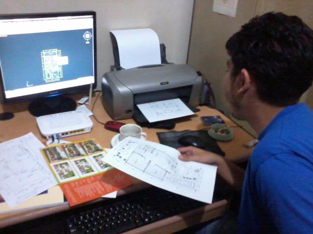 Kursus Private AutoCAD di Jati Makmur Pondok Gede Bekasi