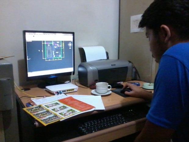 Kursus Private AutoCAD di Jatimakmur Pondok Gede Bekasi