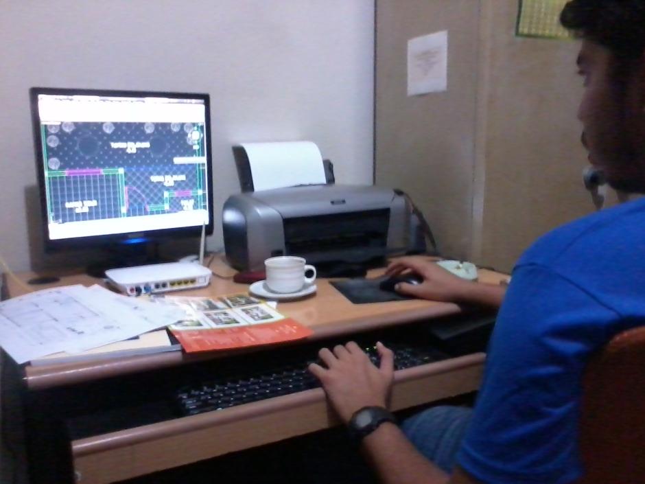 Kursus Private AutoCAD di Jatimakmur PondokGede Bekasi