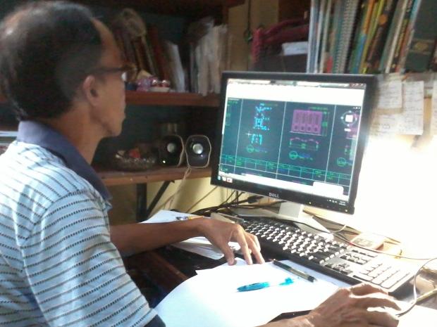 Belajar AutoCAD membuat Detail Kusen Jendela