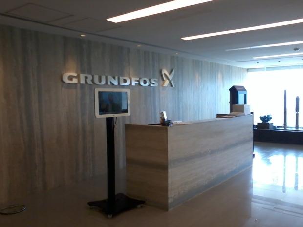 Kursus AutoCAD di Grundfos Intirub Business Park Halim Jakarta Timur