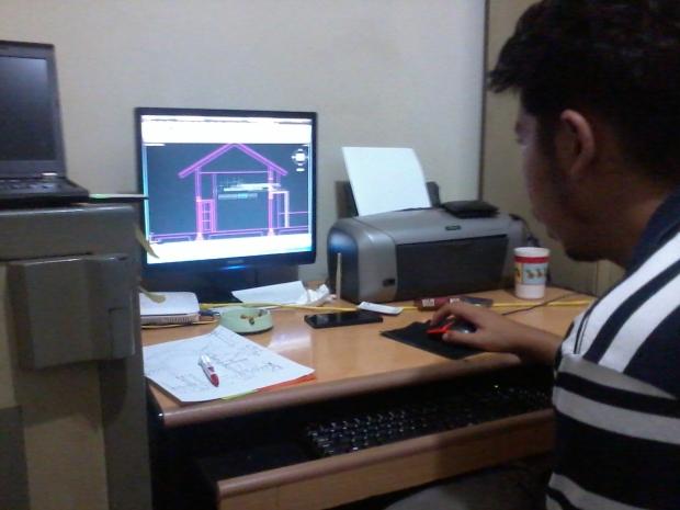 Kursus AutoCAD di Jatimakmur PondokGede Bekasi Indonesia