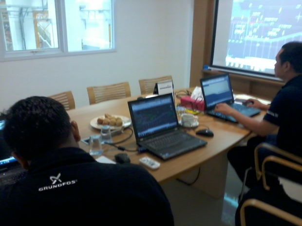 Training AutoCAD di Intirub Business Park Halim Jakarta Timur