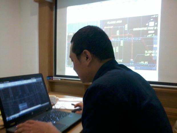 Training AutoCAD Mechanical di Intirub Business Park, Halim Jakarta Timur