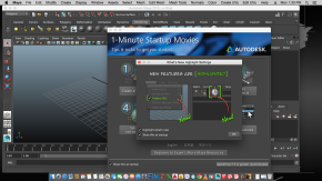 Autodesk Maya 2015 for Mac Hackintosh 10.10.4 Yosemite Lenovo Thinkpad X220