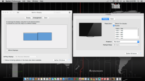 External Display Hackintosh 10.10.4 Yosemite Lenovo Thinkpad X220