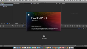 Final Cut Pro X Hackintosh 10.10.4 Yosemite Lenovo Thinkpad X220
