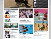 Konsep Desain Web Koni Kota Bekasi