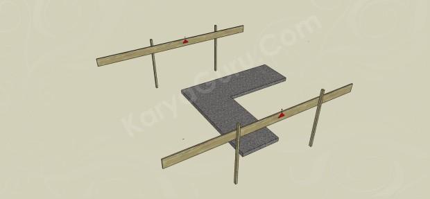 bouwplank pasir urug