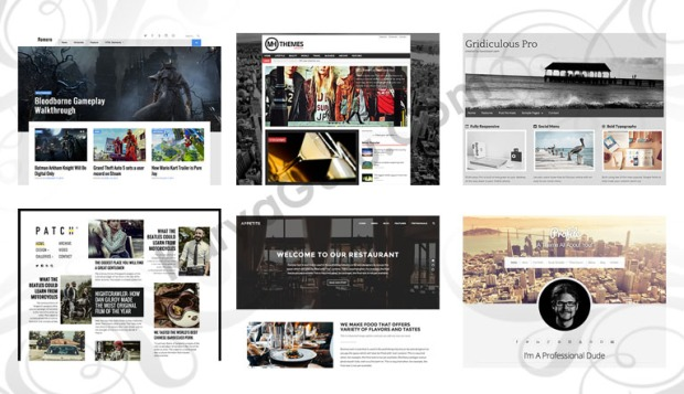 jasa desain website wordpress com