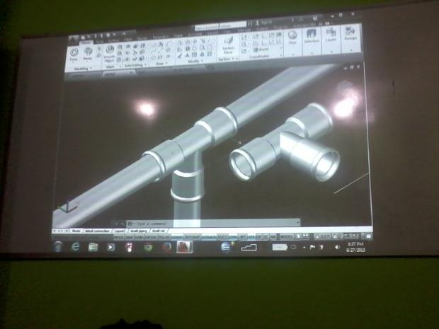 Training AutoCAD 3D Piping Cibitung Bekasi JawaBarat
