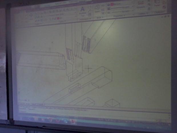Detail Konstruksi Sambungan Kuda-Kuda Kayu