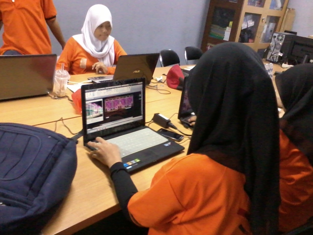 Kursus AutoCAD 3D Rendering Teknik Bangunan di SMKN Jakarta Utara