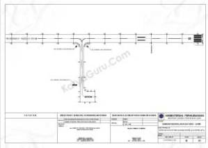 LAYOUT PENEMPATAN TXGS SISTEM AIRFIELD LIGHTING (AFL) BANDAR UDARA