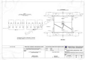 LAYOUT THRESHOLD LIGHT SISTEM AIRFIELD LIGHTING (AFL) BANDAR UDARA
