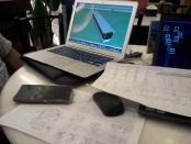 Koordinasi Proses Desain CrushingRoom