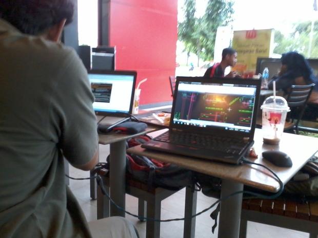 Training Kursus AutoCAD di McDonald's Jababeka II Cikarang Bekasi Jawa Barat