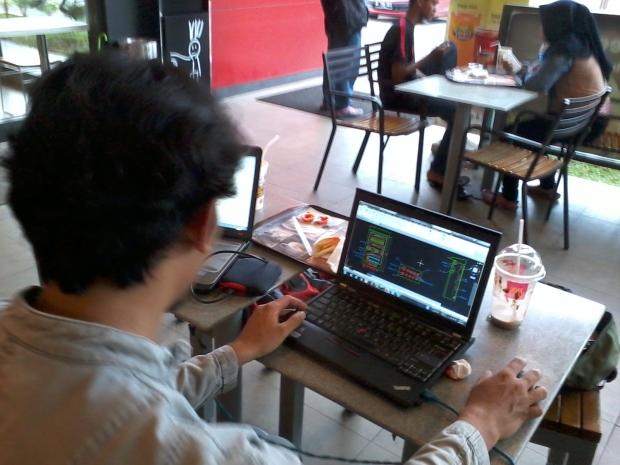Training Kursus Private AutoCAD di McDonald's Jababeka II Cikarang Bekasi Jawa Barat