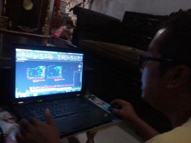 Belajar Private AutoCAD di Ciluer Sukaraja Bogor