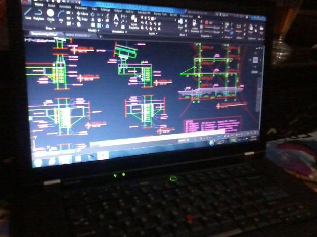 Kursus Private AutoCAD Struktur Baja di Ciluer Sukaraja Bogor