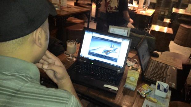 Training AutoCAD di Summarecon Mal Bekasi