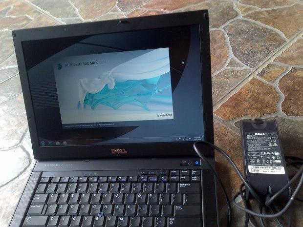 Jual Laptop Dell Latitude E6410 + Install 3dsMax
