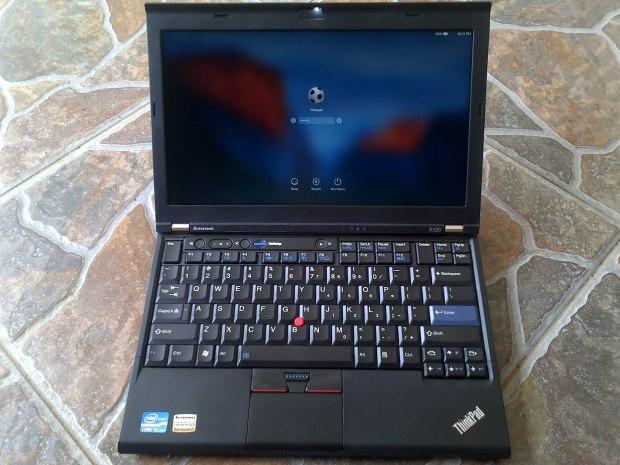 Jual Laptop Hackintosh El Capitan 10.11 Login Mac Working Lenovo Thinkpad X220