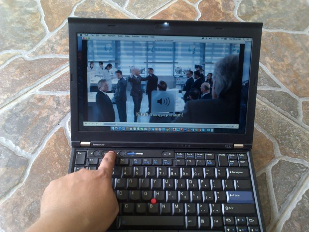 Jual Laptop Hackintosh El Capitan 10.11 Sound Movie Working Lenovo Thinkpad X220