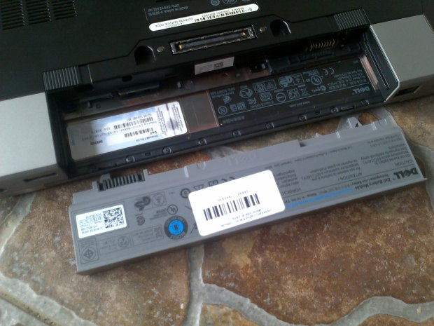 Jual Laptop Second Dell Latitude E6410 i5 Battery Original