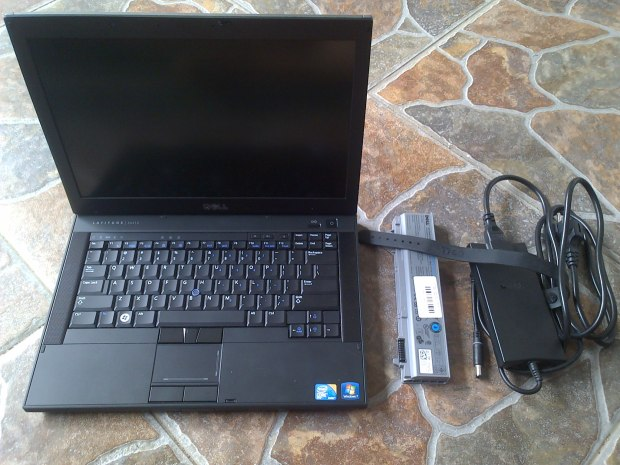 Jual Laptop Second Dell Latitude E6410 i5