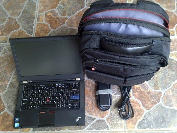 Jual Lenovo (IBM) Thinkpad T420 i5 HDD 320 GB RAM 4GB - Kirim ke Gunung Kidul Wonosari Jawa Tengah