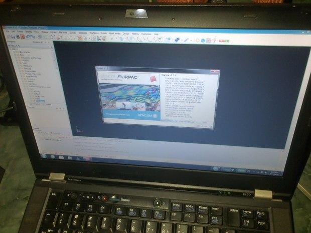 Jual Lenovo (IBM) Thinkpad T420 i5 + Surpac - Kirim ke Gunung Kidul Wonosari Jawa Tengah