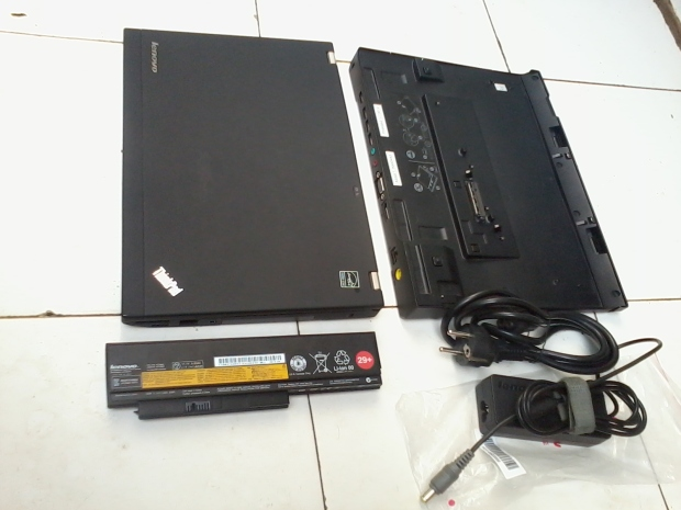Jual Lenovo (IBM) Thinkpad X220 i5 + Docking - COD di Proyek Cikokol Tangerang Selatan