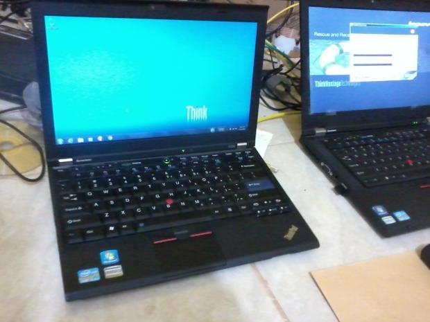 Jual Lenovo (IBM) Thinkpad X220 i5 HDD 500GB RAM 4GB - COD di Bekasi