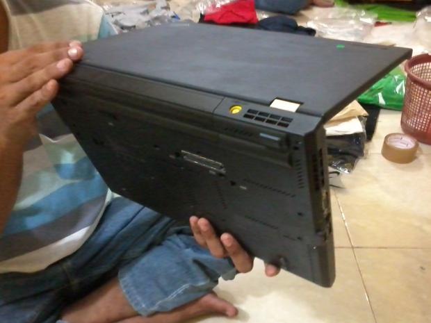 Jual Lenovo Thinkpad (IBM) T420 untuk Graphic Design Dual VGA - bisa COD