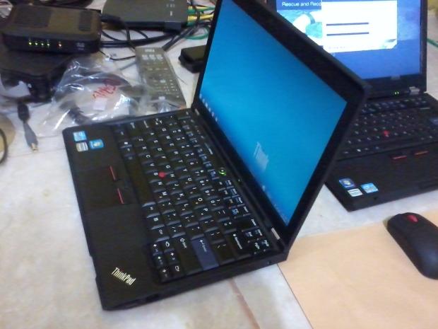 Jual Lenovo Thinkpad X220 i5 HDD 500GB RAM 4GB - COD di Bekasi