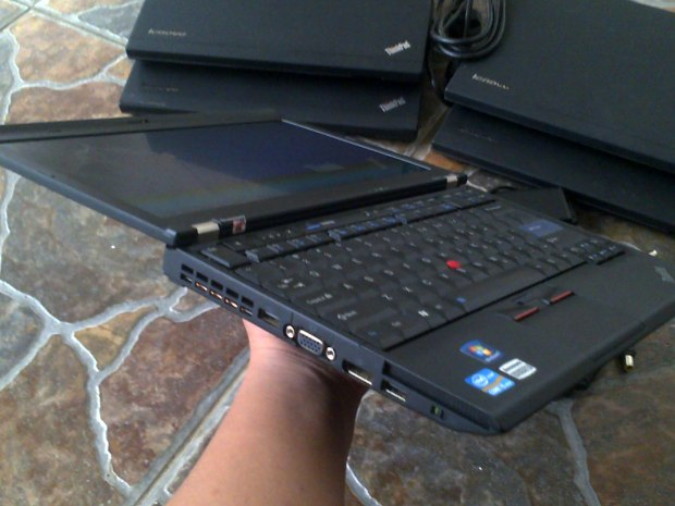 Jual Notebook Lenovo (IBM) Thinkpad X220