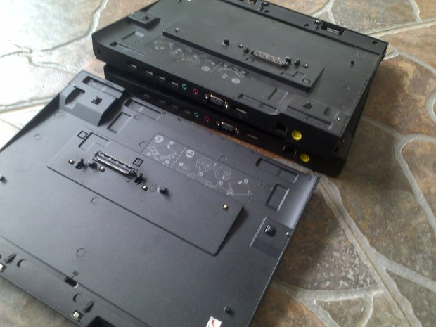 Docking StationUltrabase Series3 untuk ThinkPad X220 + X230