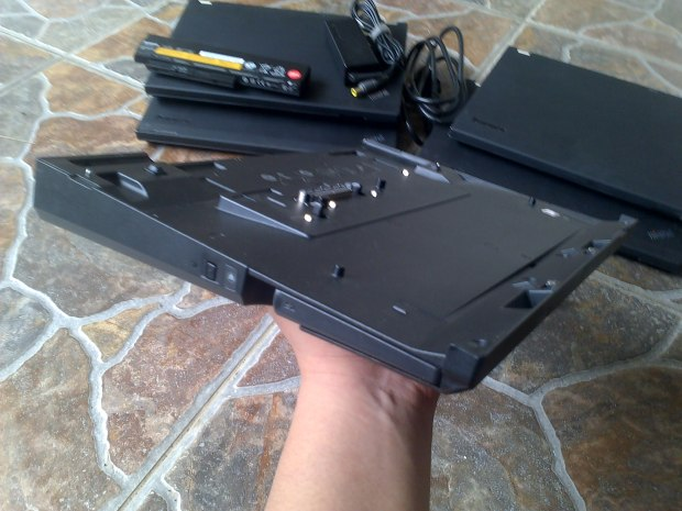 Jual Docking Station Ultrabase Series 3 untuk ThinkPad X220 + X230