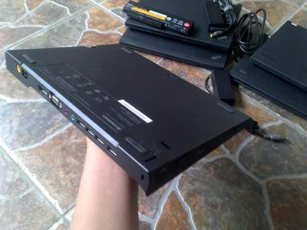 Jual Docking Station Ultrabase Series3 ThinkPad X220 + X230