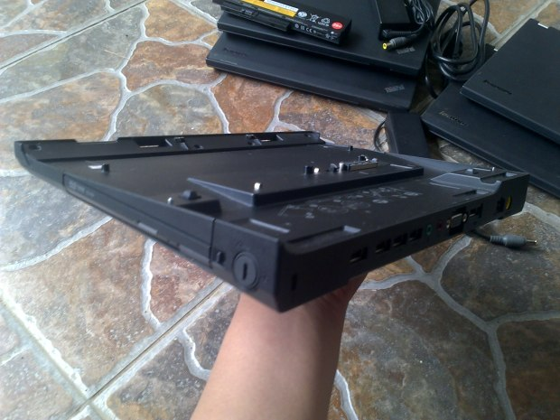 Jual Docking Ultrabase Series 3 DVDRW ThinkPad X220 + X230