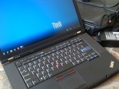 Jual Laptop Lenovo Thinkpad W5100 i7 8CPU RAM8GB untuk Gamer & Graphic Designer