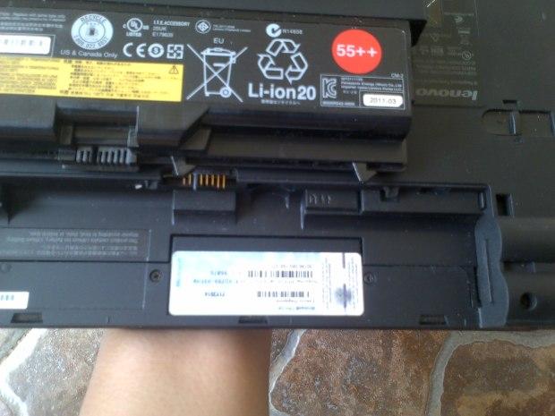 Jual Laptop Lenovo Thinkpad W5100 i7 8CPU VGA NVIDIA QUADRO RAM8GB untuk Gamer & Graphic Designer Sticker Windows 7 Original