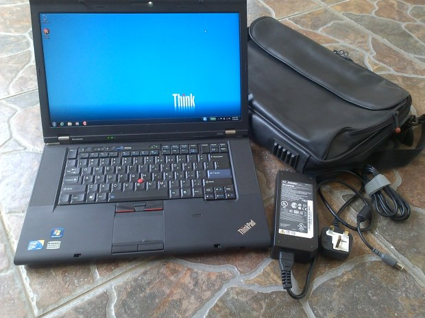 Jual Laptop Lenovo Thinkpad W5100 i7 8CPU VGA NVIDIA QUADRO RAM8GB untuk Gamer & Graphic Designer