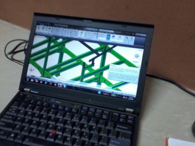 ShopDrawing Steel Construction for Fabrication Erection - Office Kawasan Industri Delta Silicon Cikarang